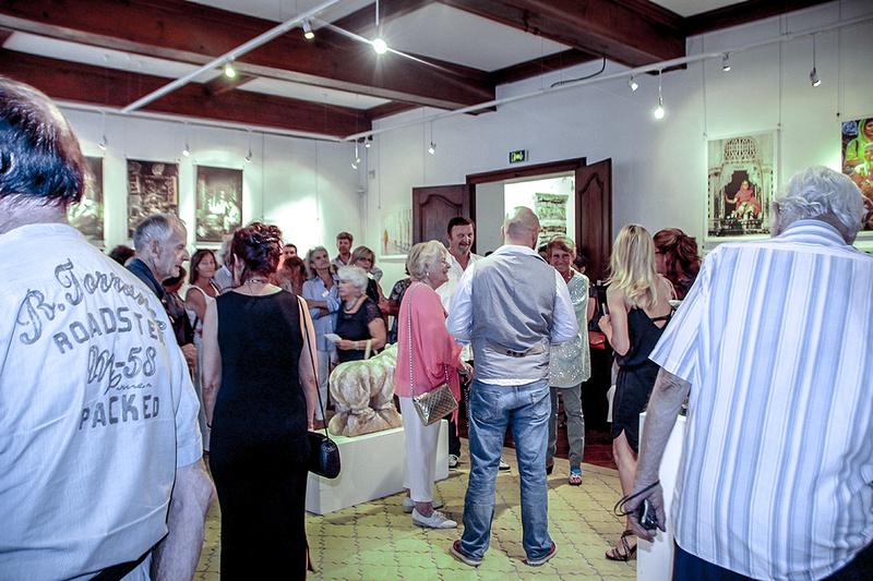 Plus de 3000 personnes sont venues visiter l'expo...