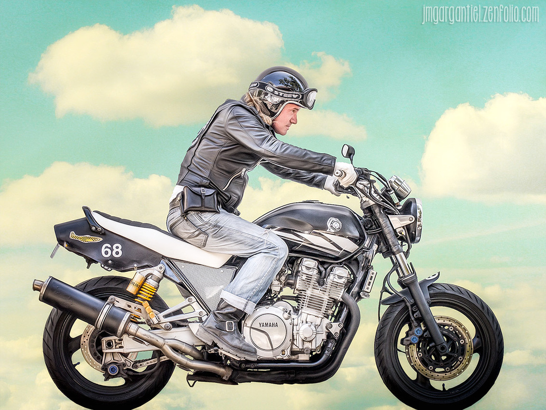 Clay motorcycles #1